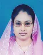 Jahida Begum